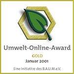 Umwelt-Online-Award
